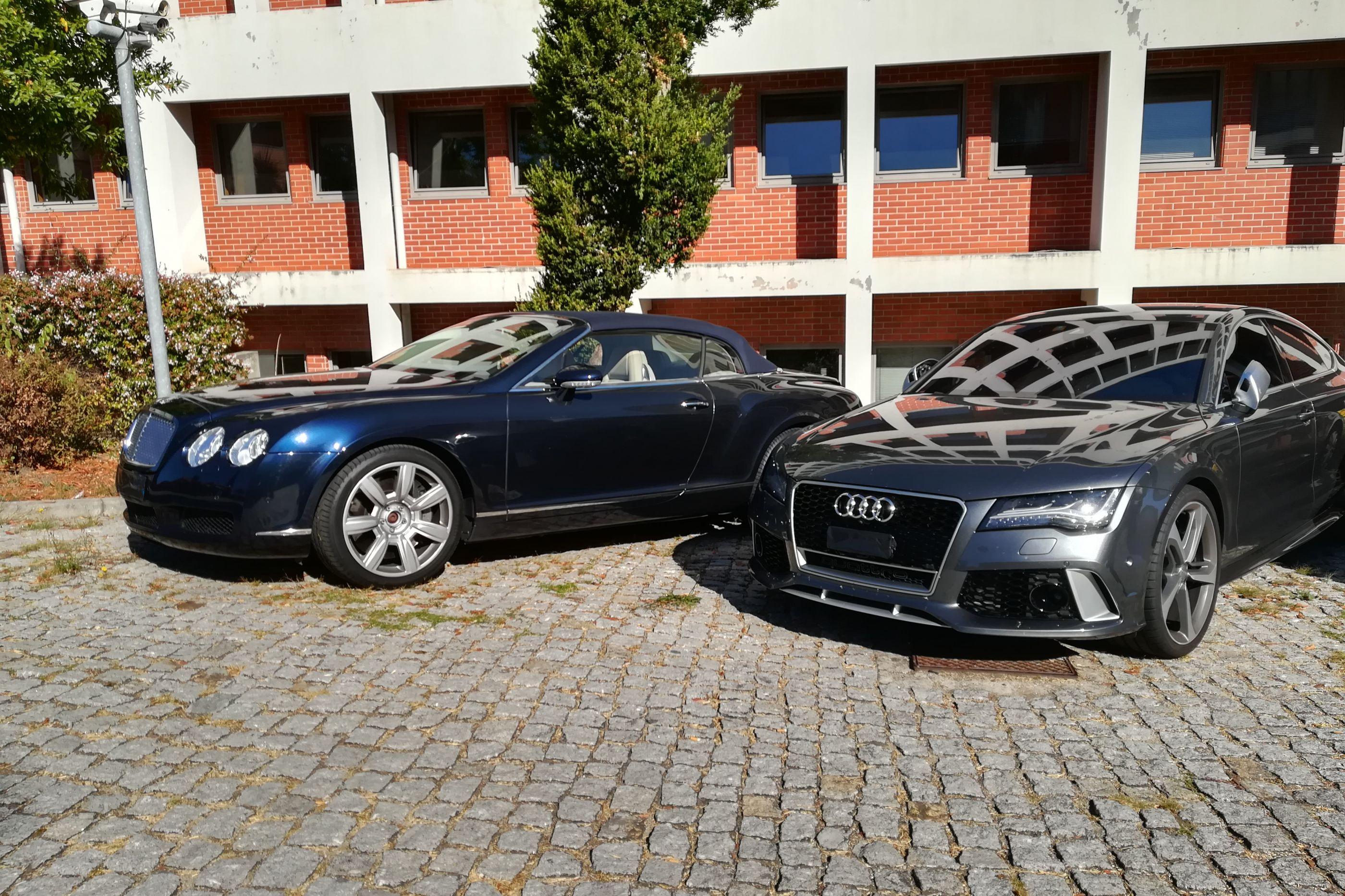 Legalizavam carros em Portugal com documentos falsos