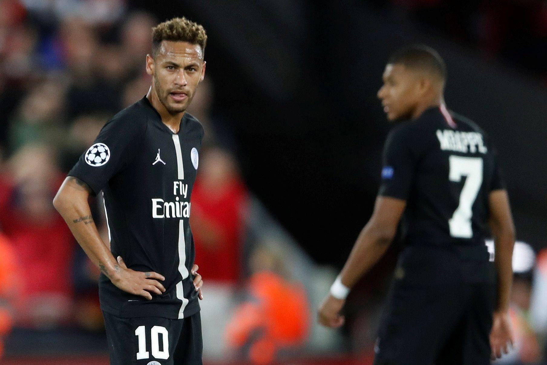 Neymar ou Mbappé de saída? L'Équipe diz que sim, PSG diz que não