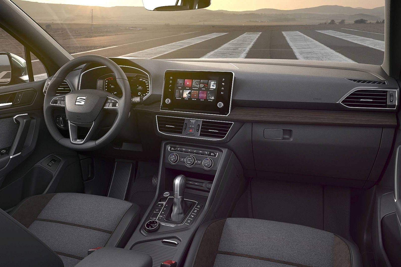 Seat 'estreia' o Tarraco: O SUV que tem espaço para toda a família