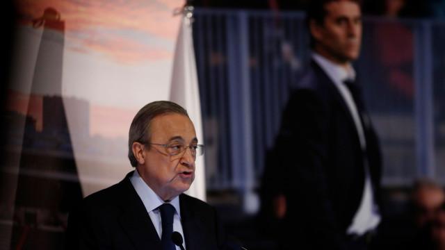Presidente do Real Madrid quis demitir Lopetegui, mas foi travado