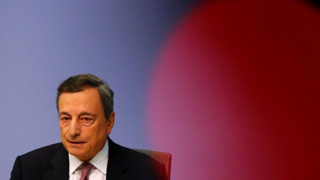 BCE vê sinais de moderação no crescimento da economia mundial