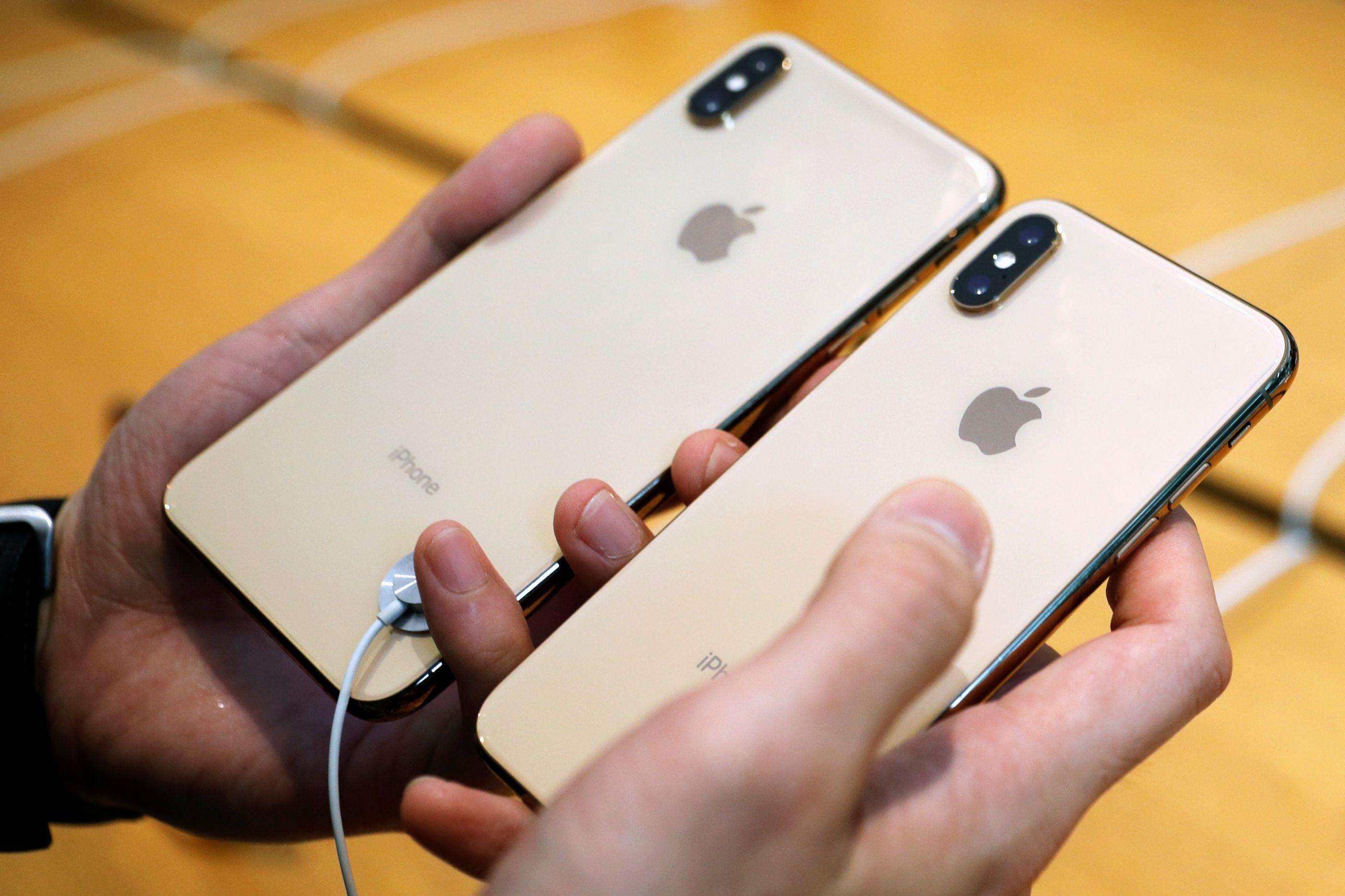 Apple começa a preparar caminho para rede 5G