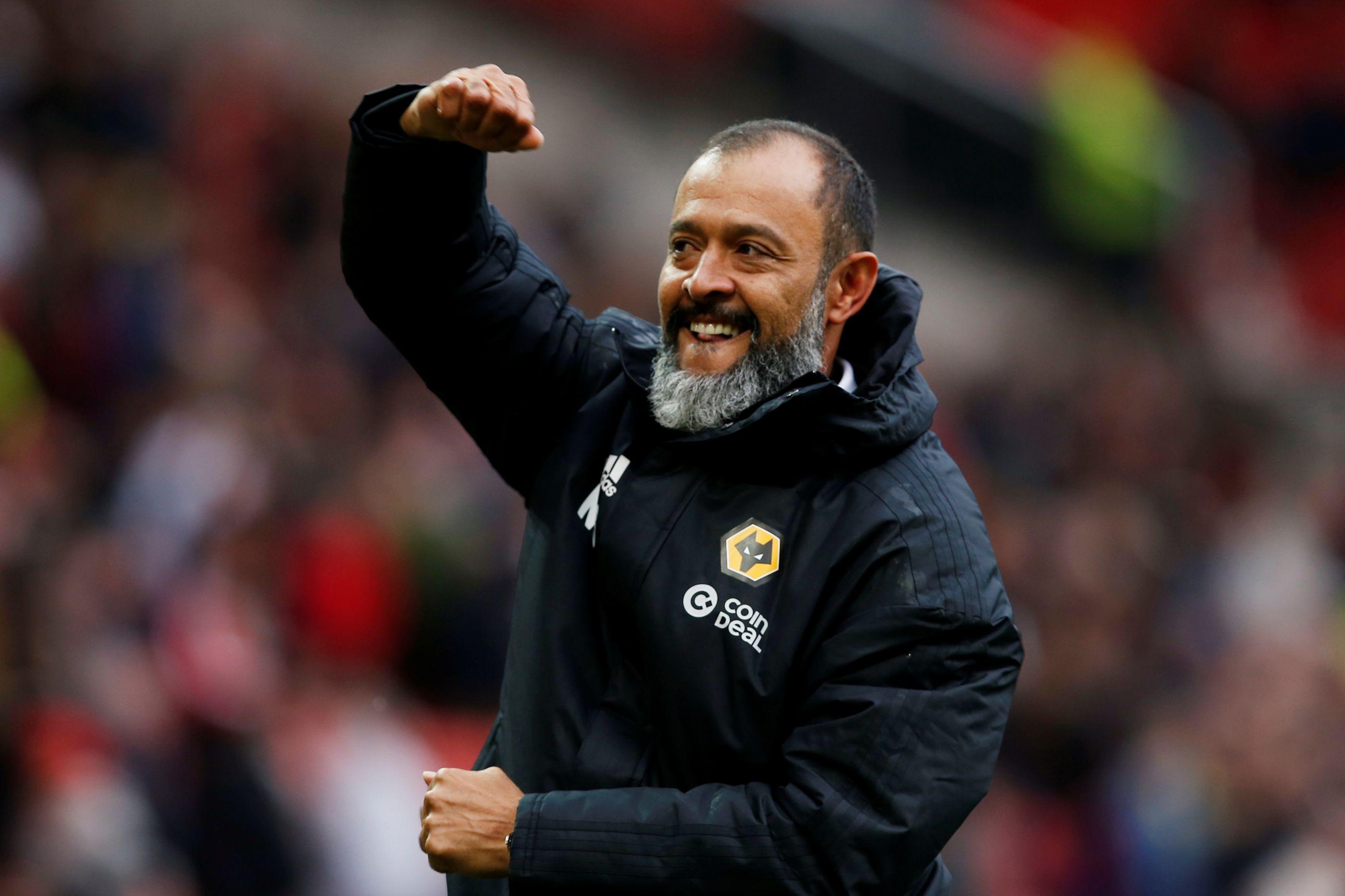 Premier League: Nuno Espírito Santo eleito treinador do mês
