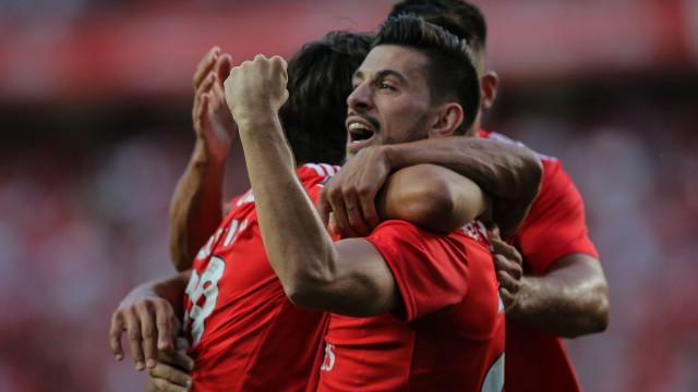 Benfica vai à Turquia sem Grimaldo, Pizzi e Jonas