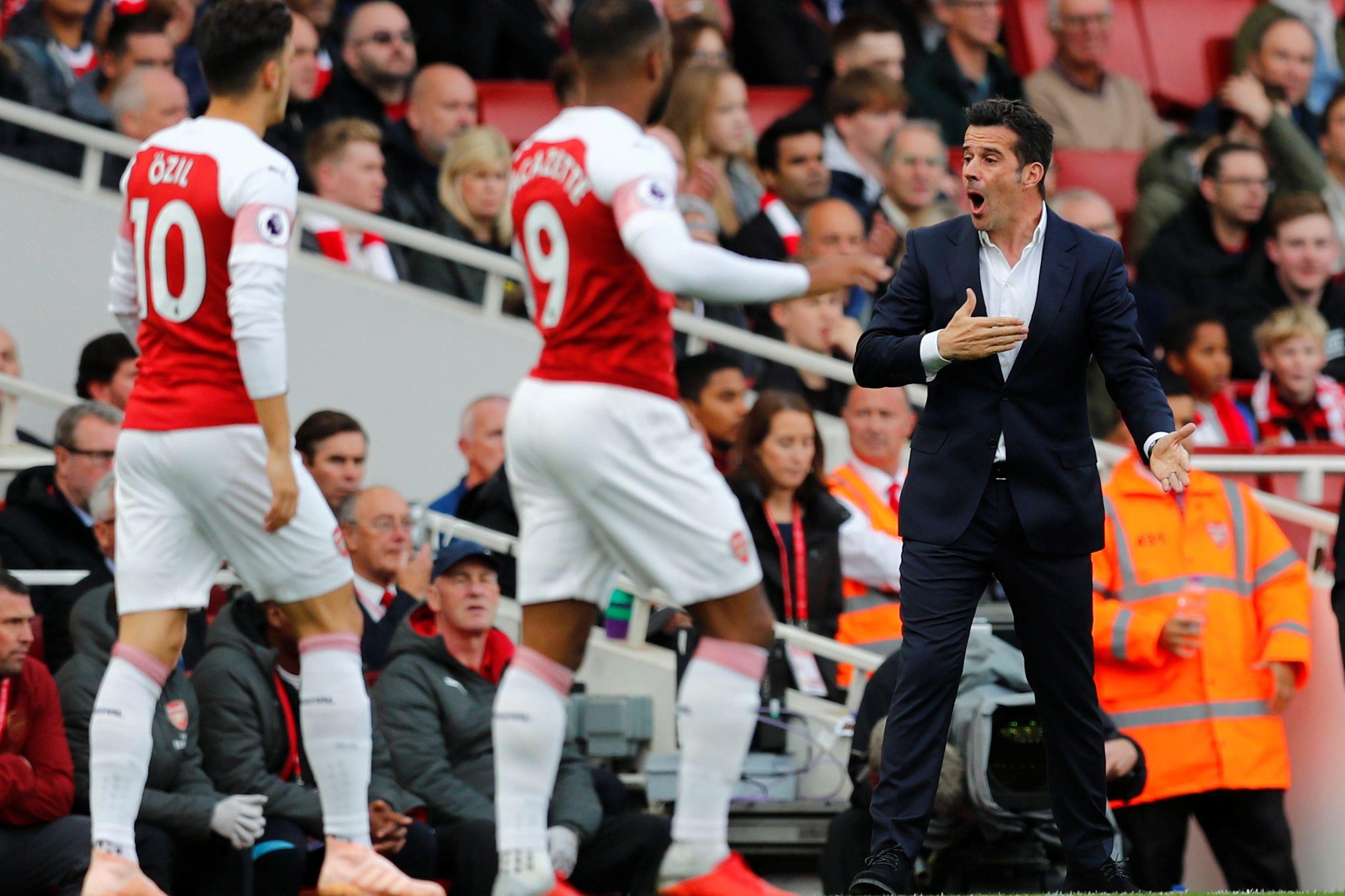 Após derrota, Marco Silva pede introdução do VAR na Premier League