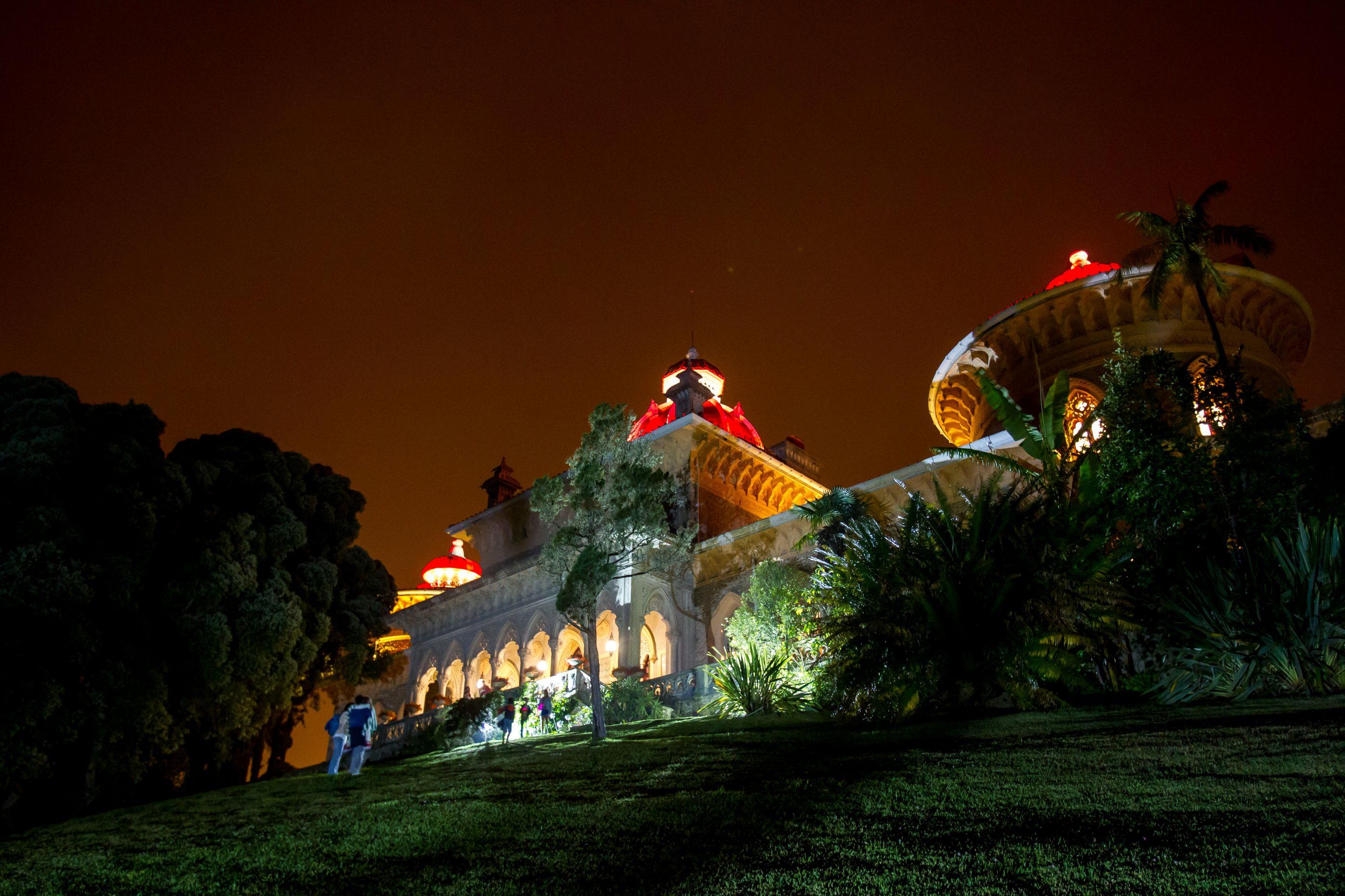 Palácio de Monserrate abre à noite com entrada gratuita