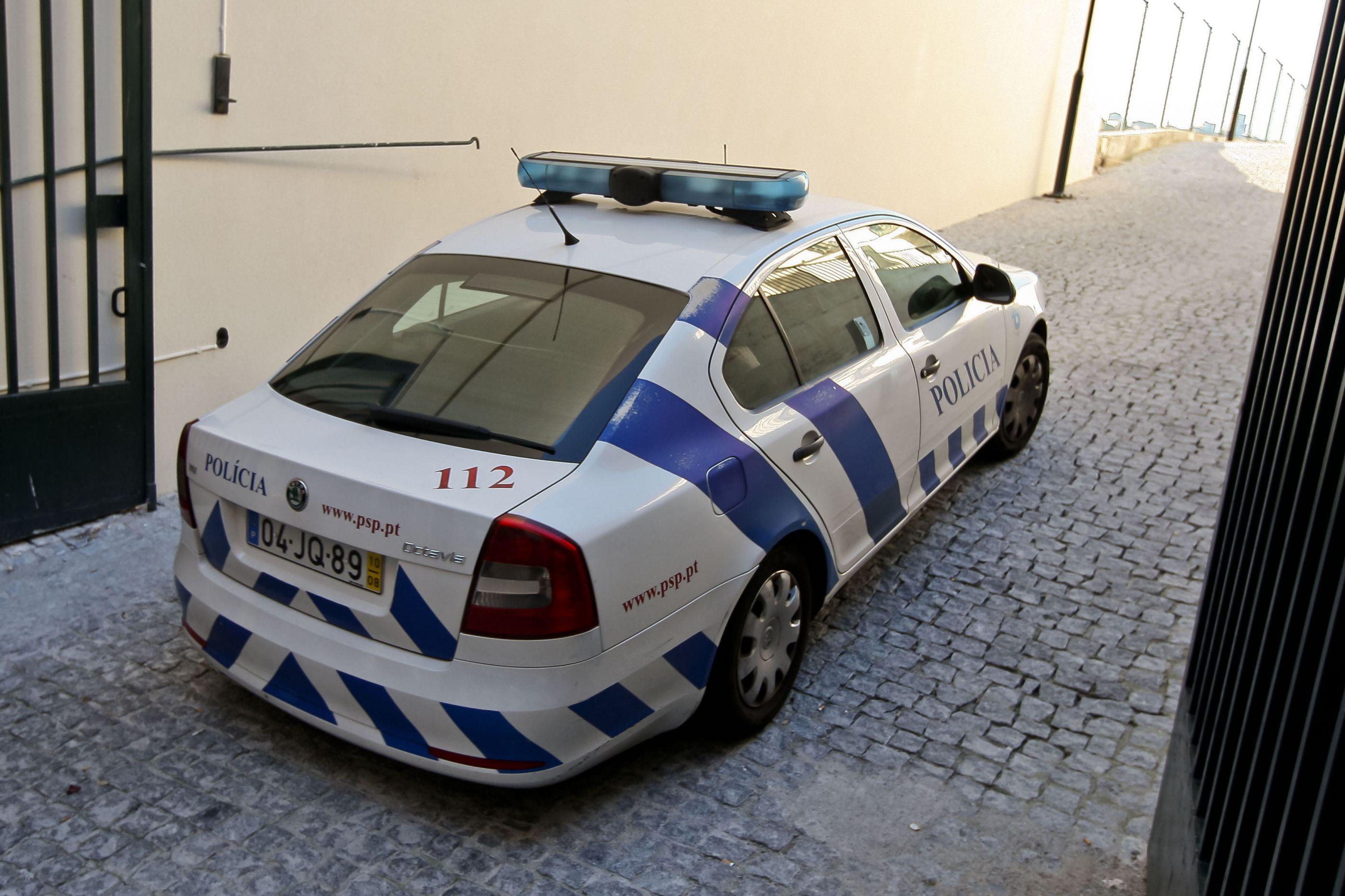 PSP de Lisboa deteve 28 pessoas em 24 horas