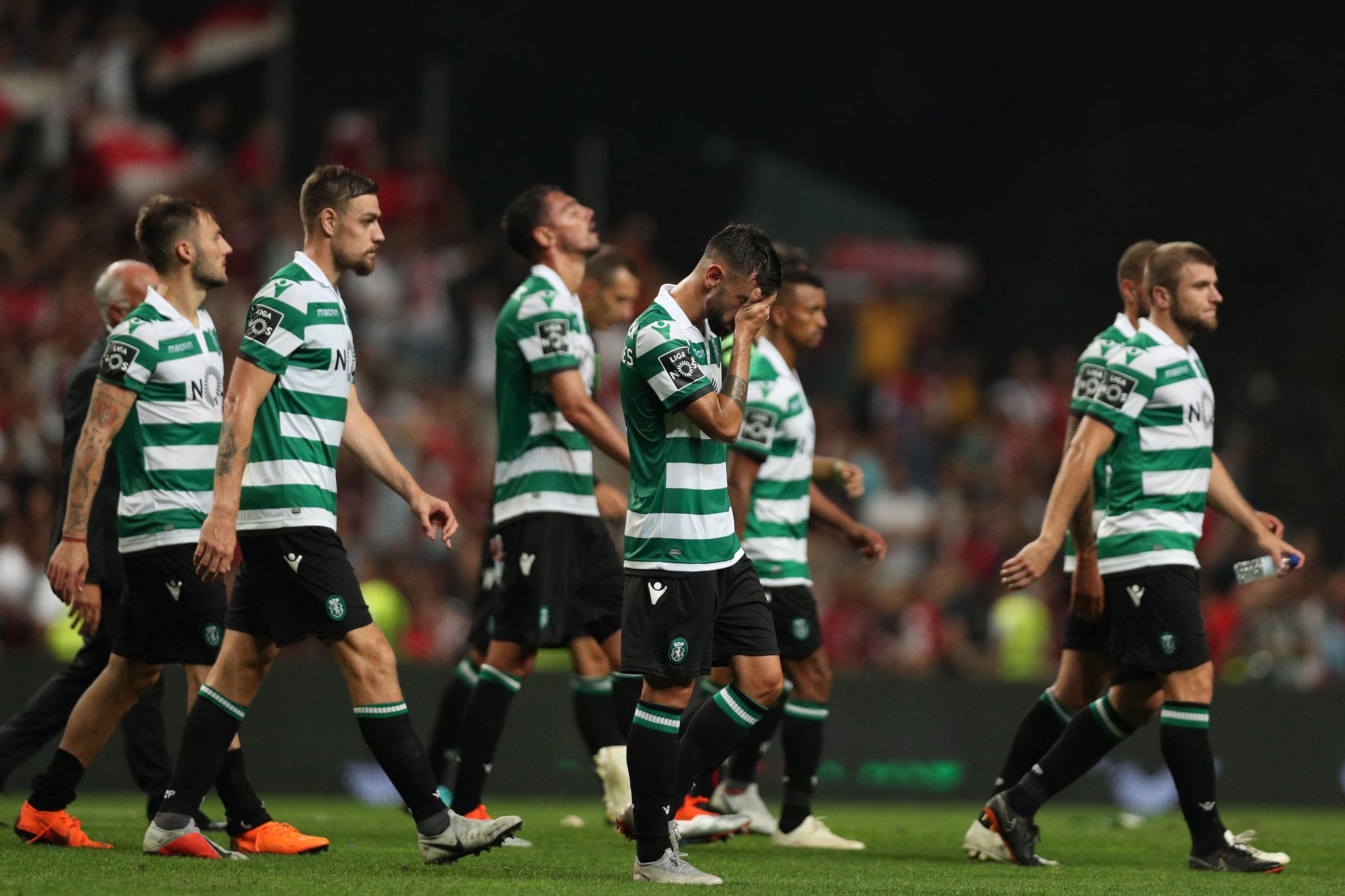 A primeira derrota dói sempre. No que falhou o Sporting?