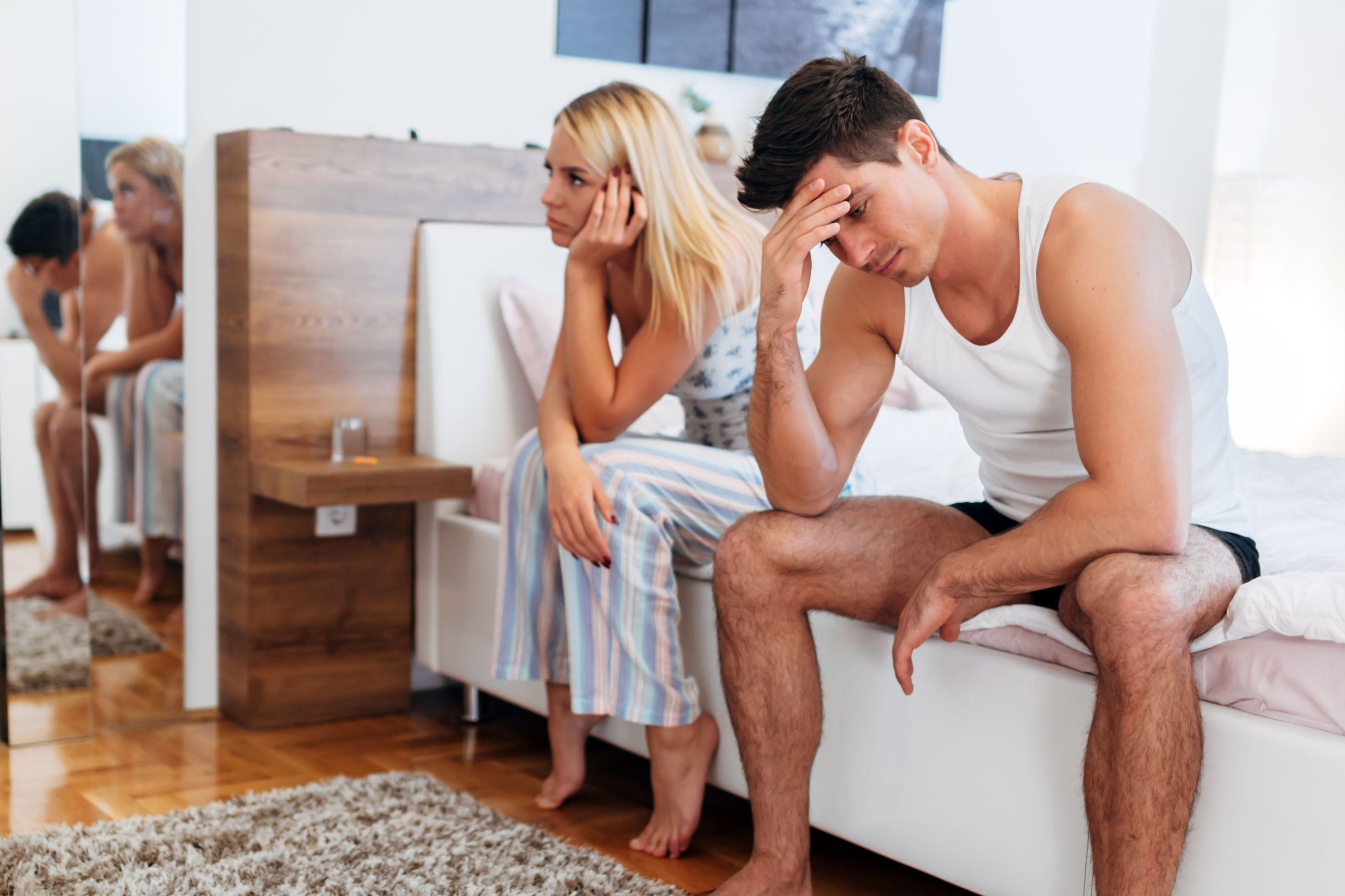 O que acontece ao seu corpo quando deixa de ter relações sexuais