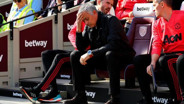 Mourinho com destino traçado, aconteça o que acontecer em Old Trafford