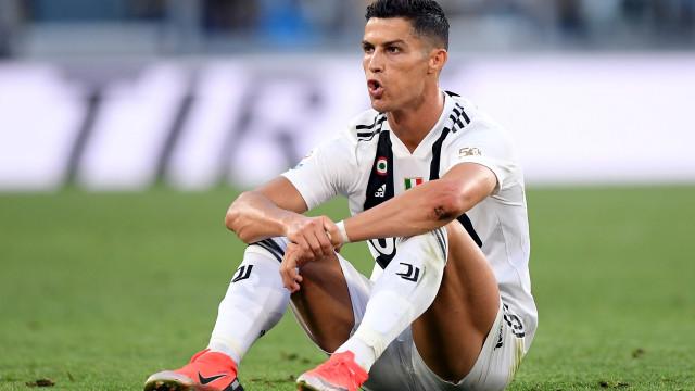 A oferta de loucos para que Ronaldo deixe a Juventus no final da época