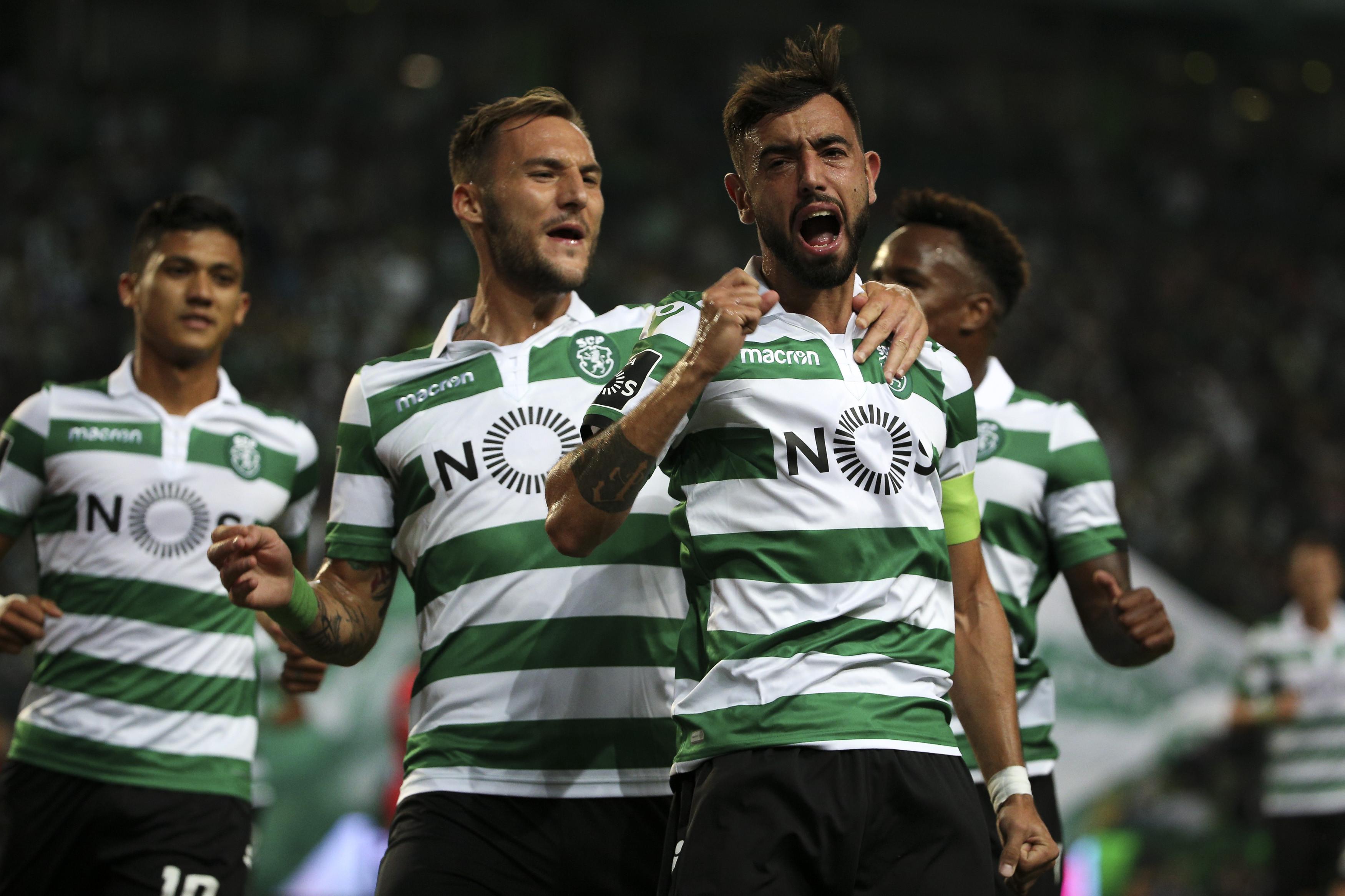 """""""Não ganhei um euro em voltar ao Sporting e podia estar de bolsos cheios"""""""