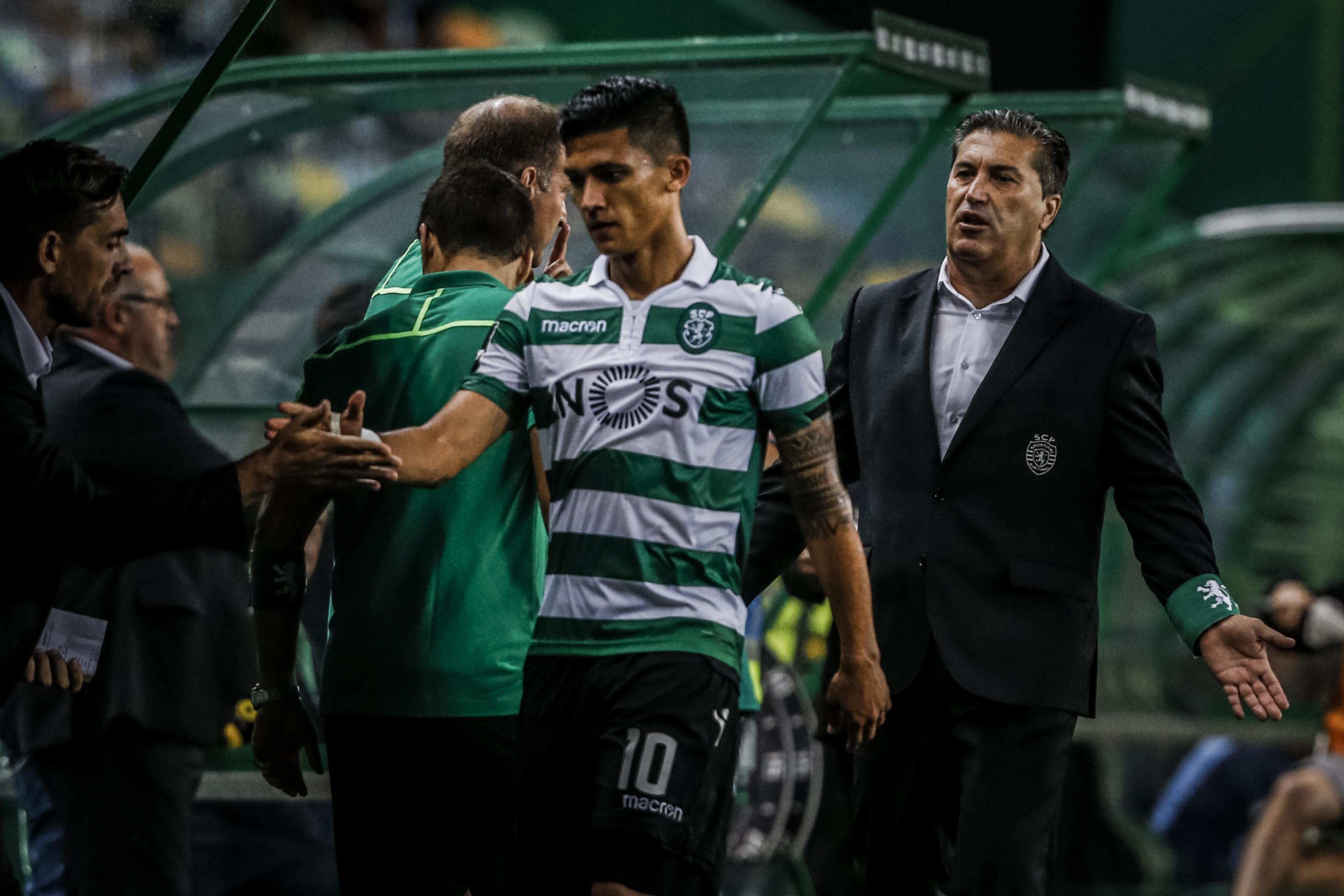 A emotiva mensagem de Montero para José Peseiro