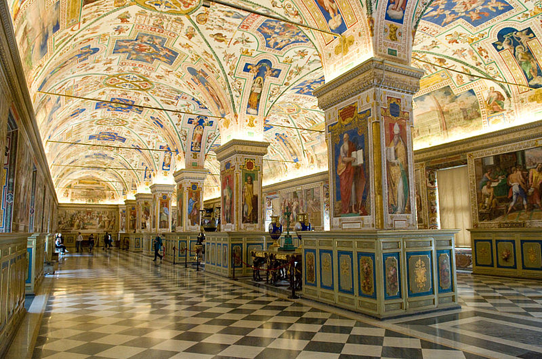 Explore as obras-primas e os tesouros da Cidade do Vaticano