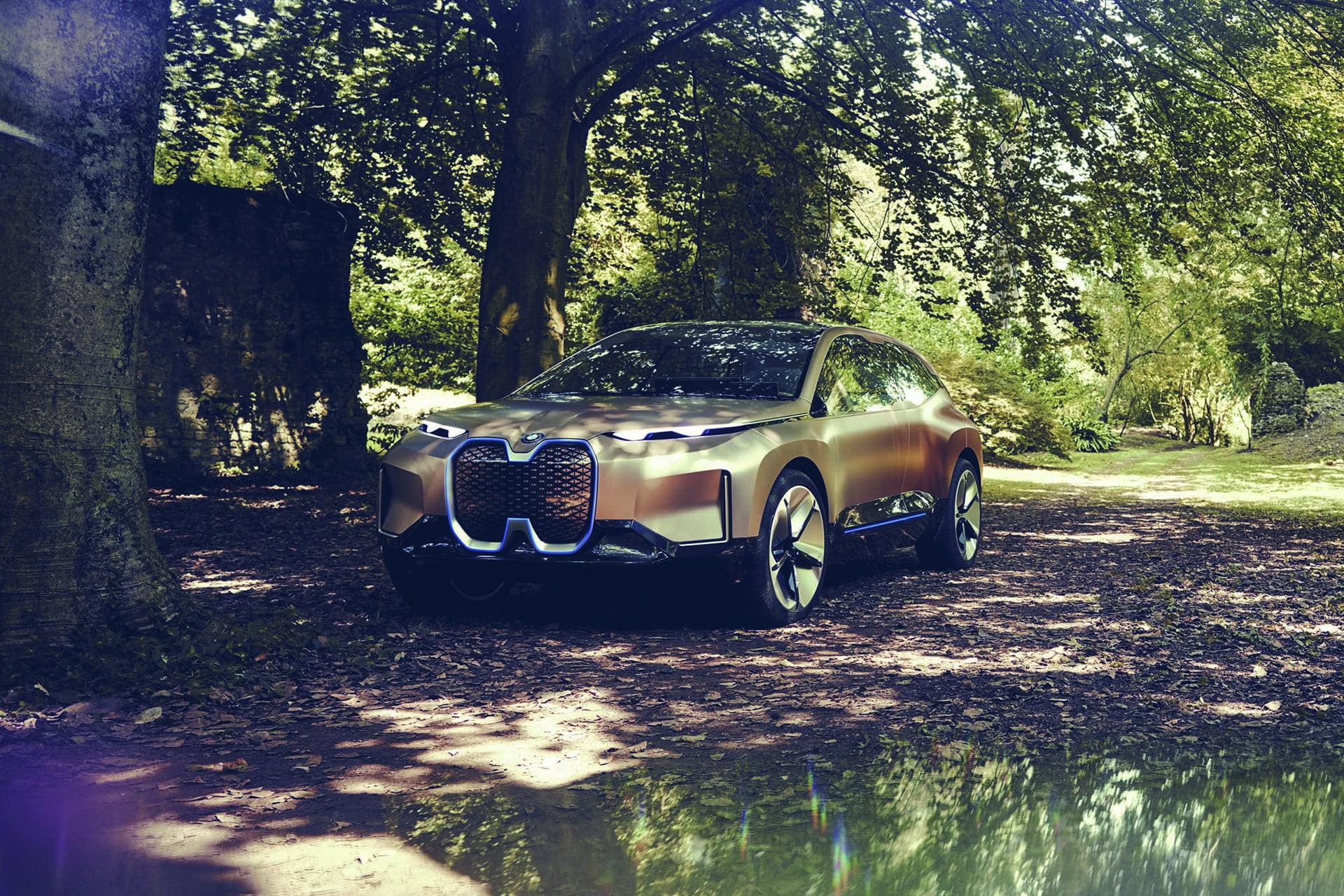 BMW promete carro autónomo para 2021