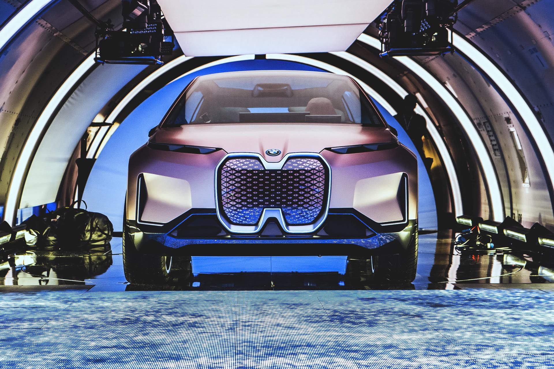 BMW quer lançar carros elétricos com mais de 600km de autonomia