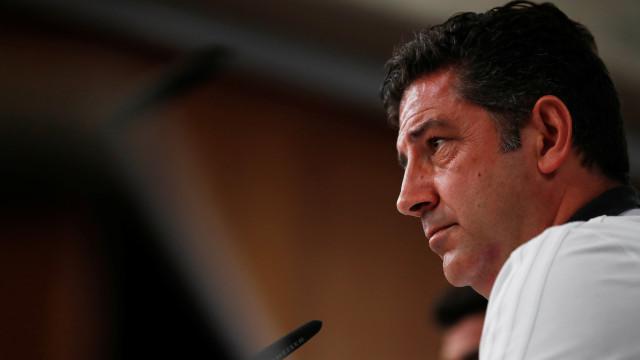 Rui Vitória garante alterações e deixa mensagem a Mourinho