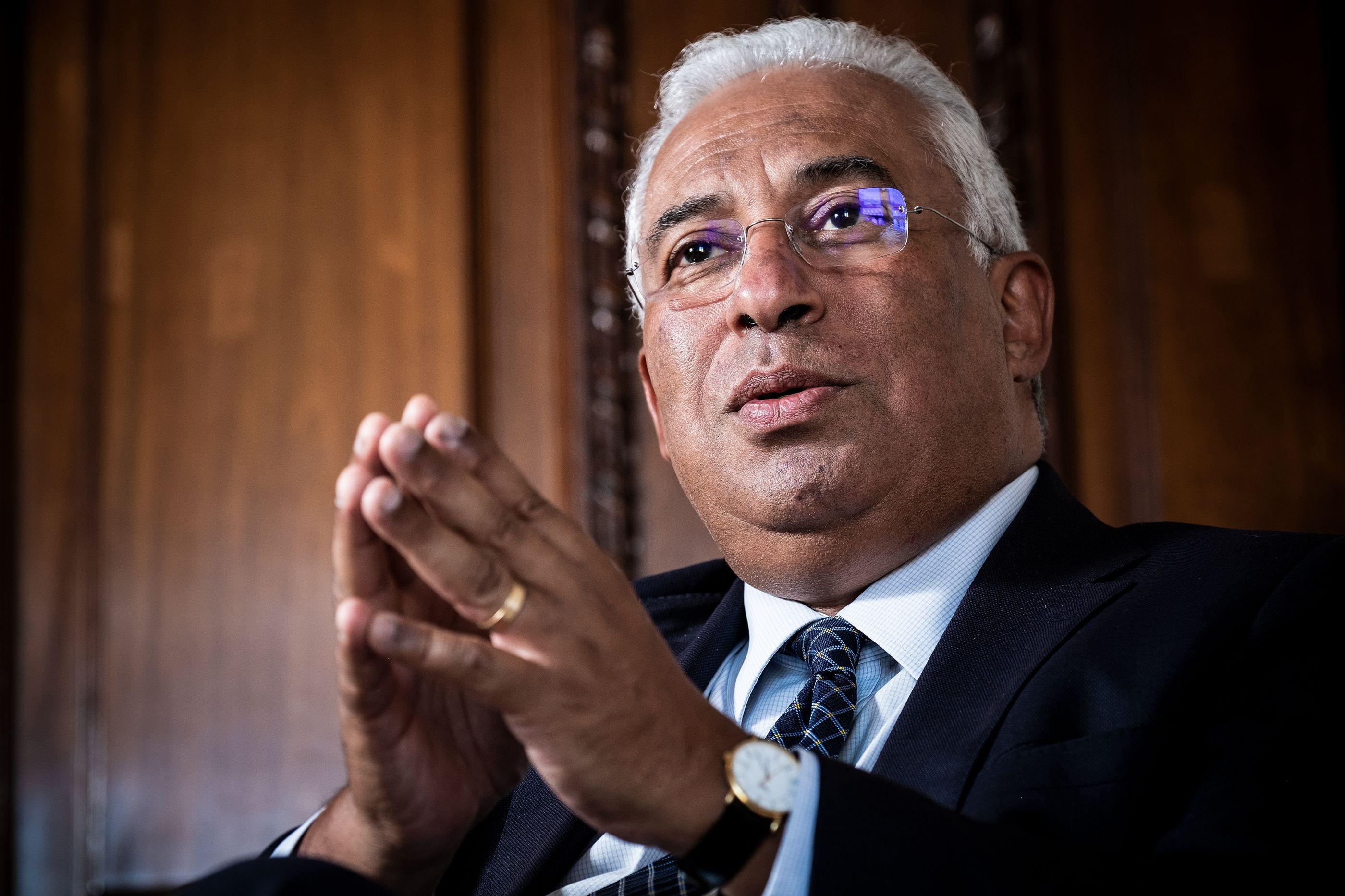 Costa pede à confiança à Comissão Política do PS para propor candidatos