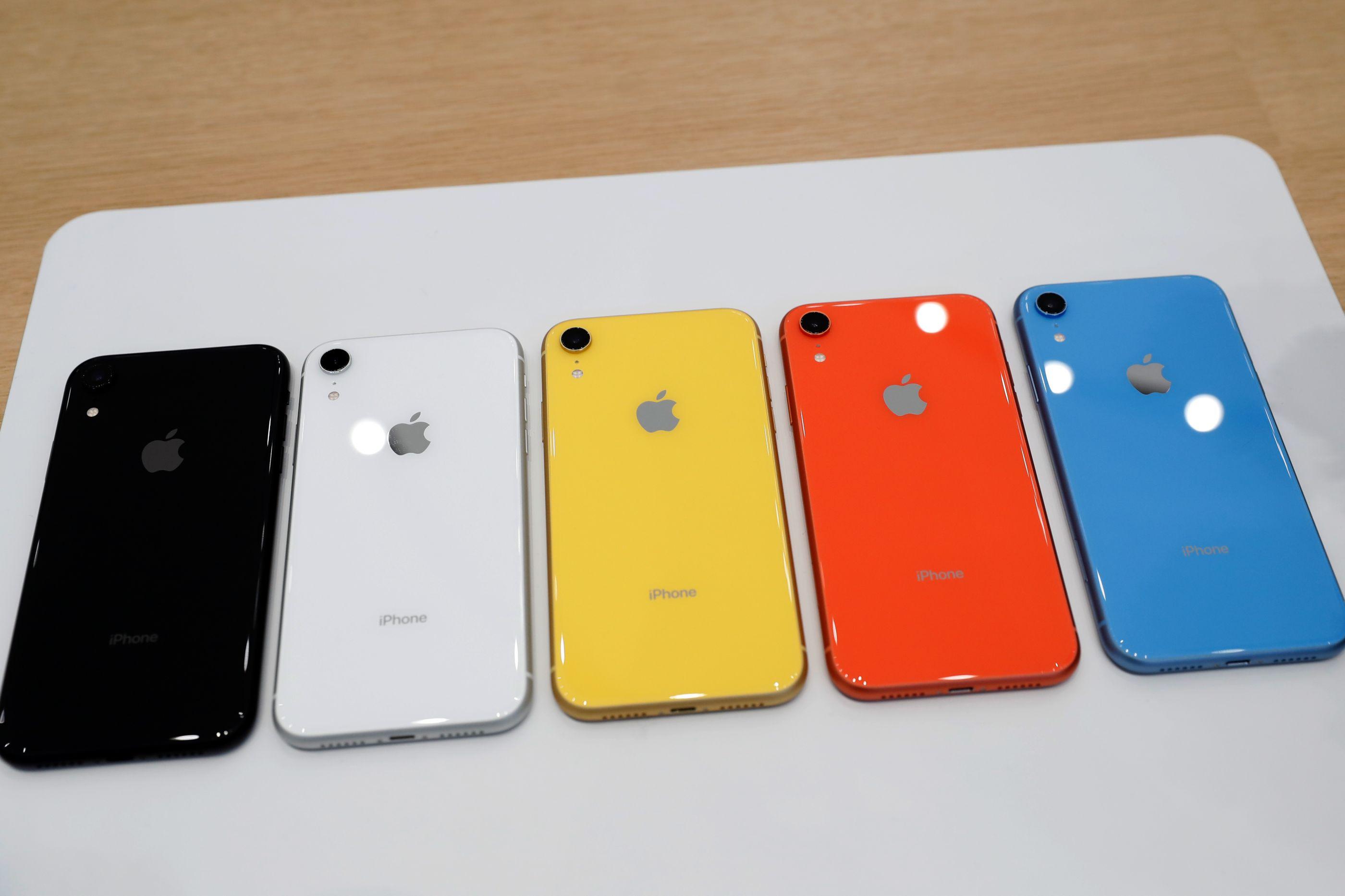 Há uma explicação para vendas fracas dos novos iPhones na China