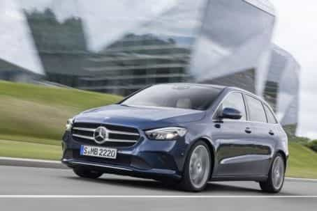 Eis as novidades do novo Mercedes-Benz Classe B