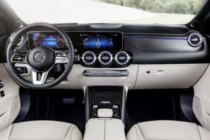 Eis as novidades do novo Mercedes-Benz Classe B