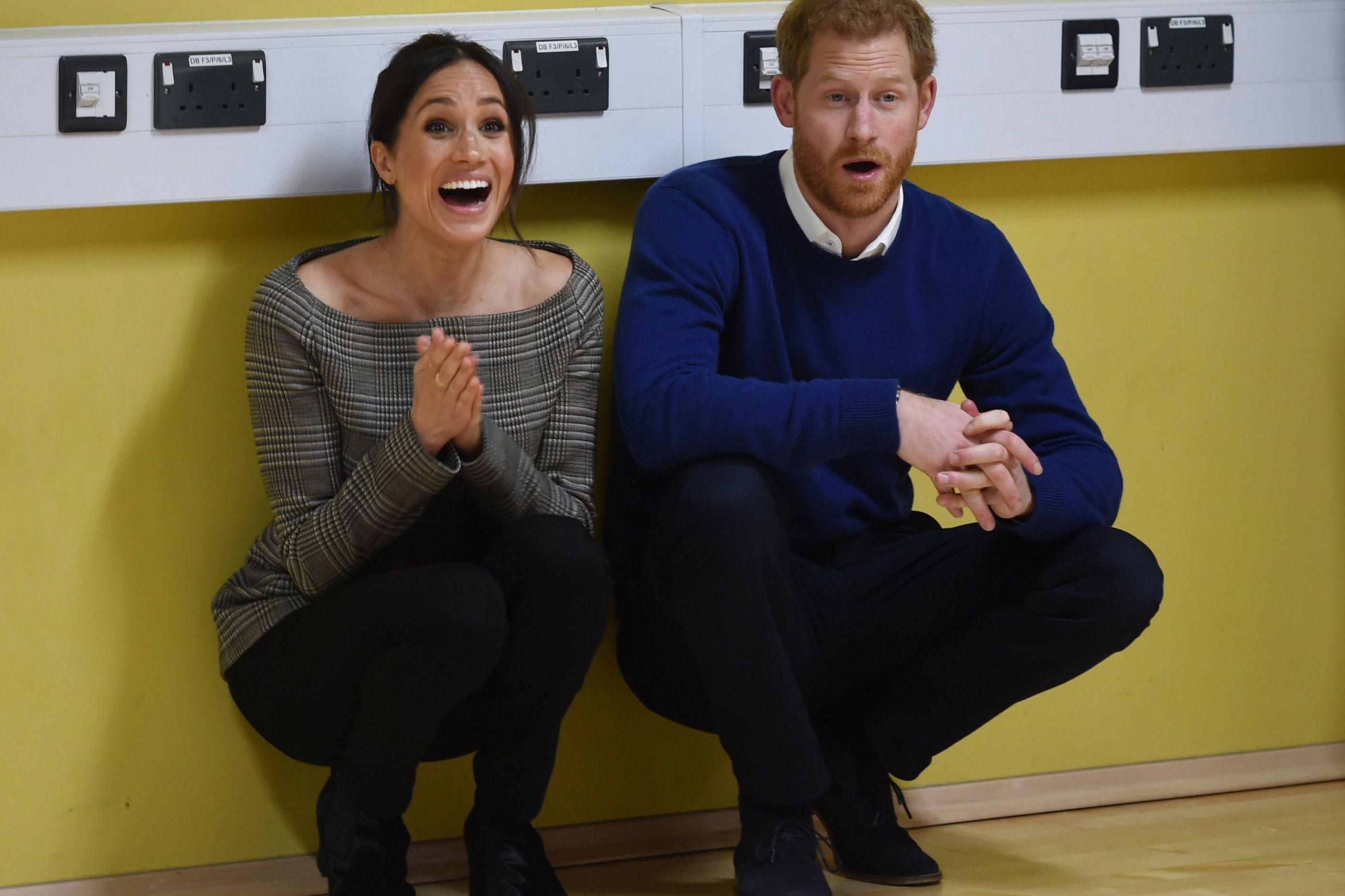 """O """"estranho"""" encontro do príncipe Harry com uma das suas ex-namoradas"""