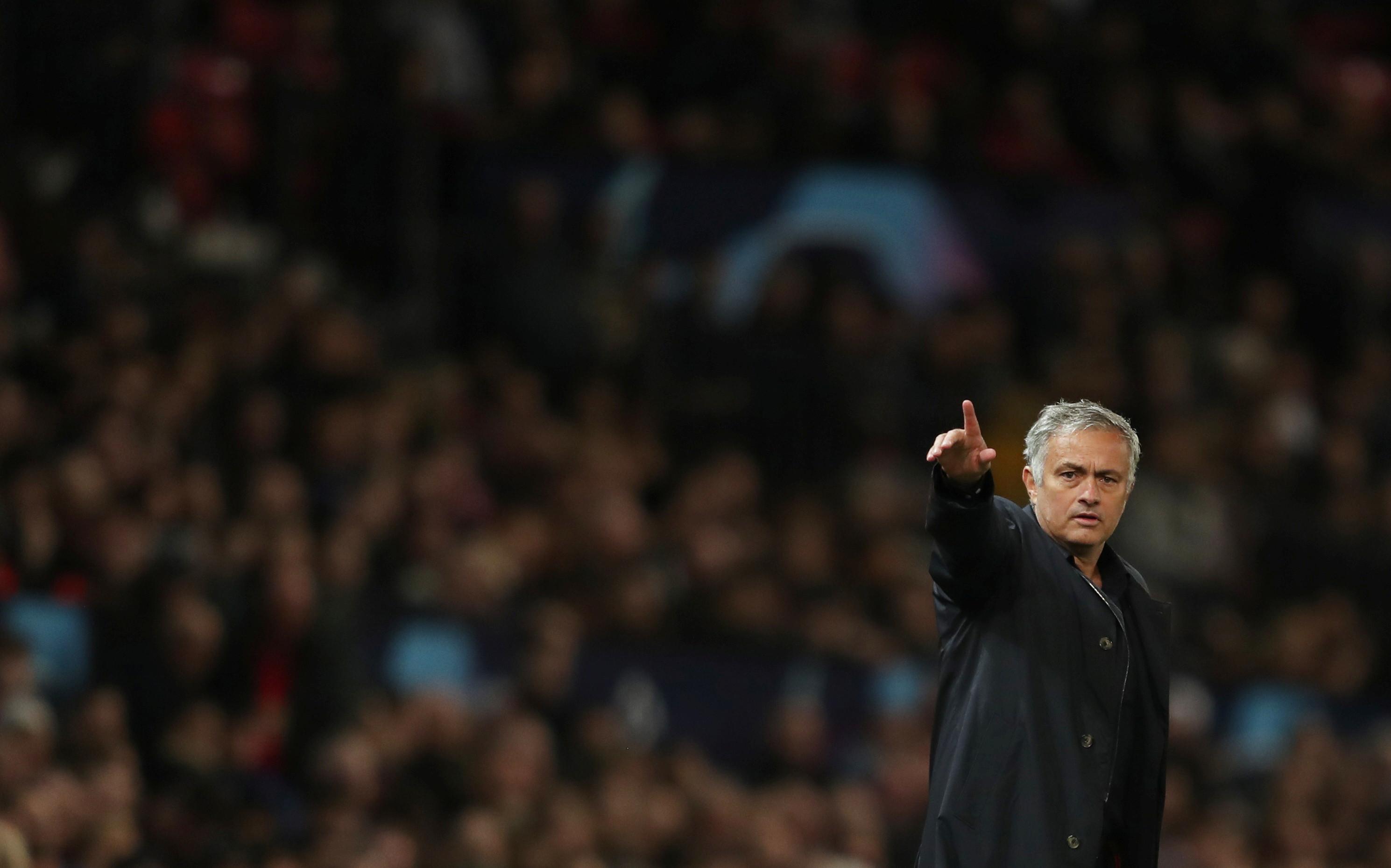 Mourinho sob alçada disciplinar depois de palavras dirigidas às cameras