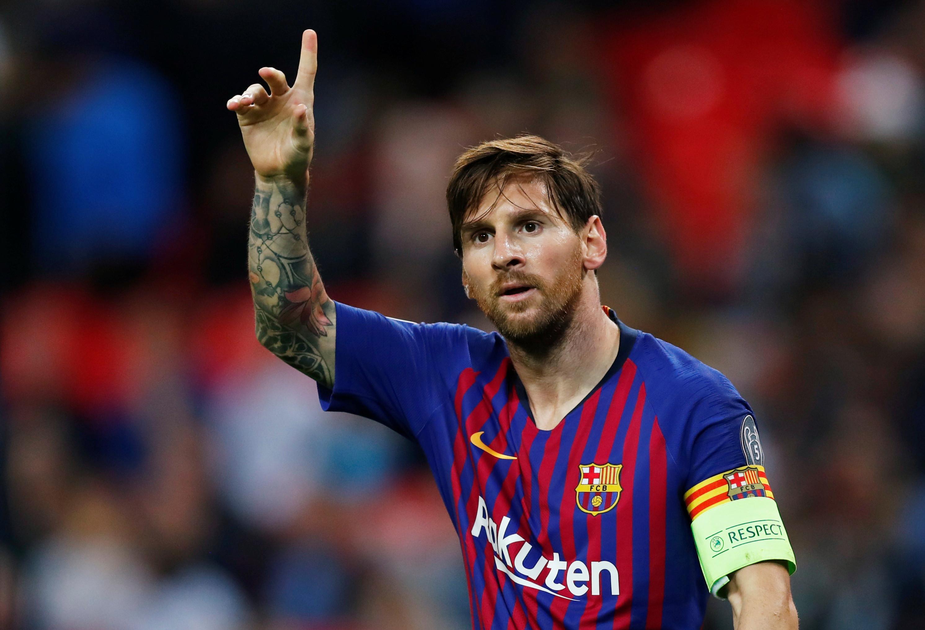 """""""Messi será o melhor do mundo enquanto ele quiser"""""""