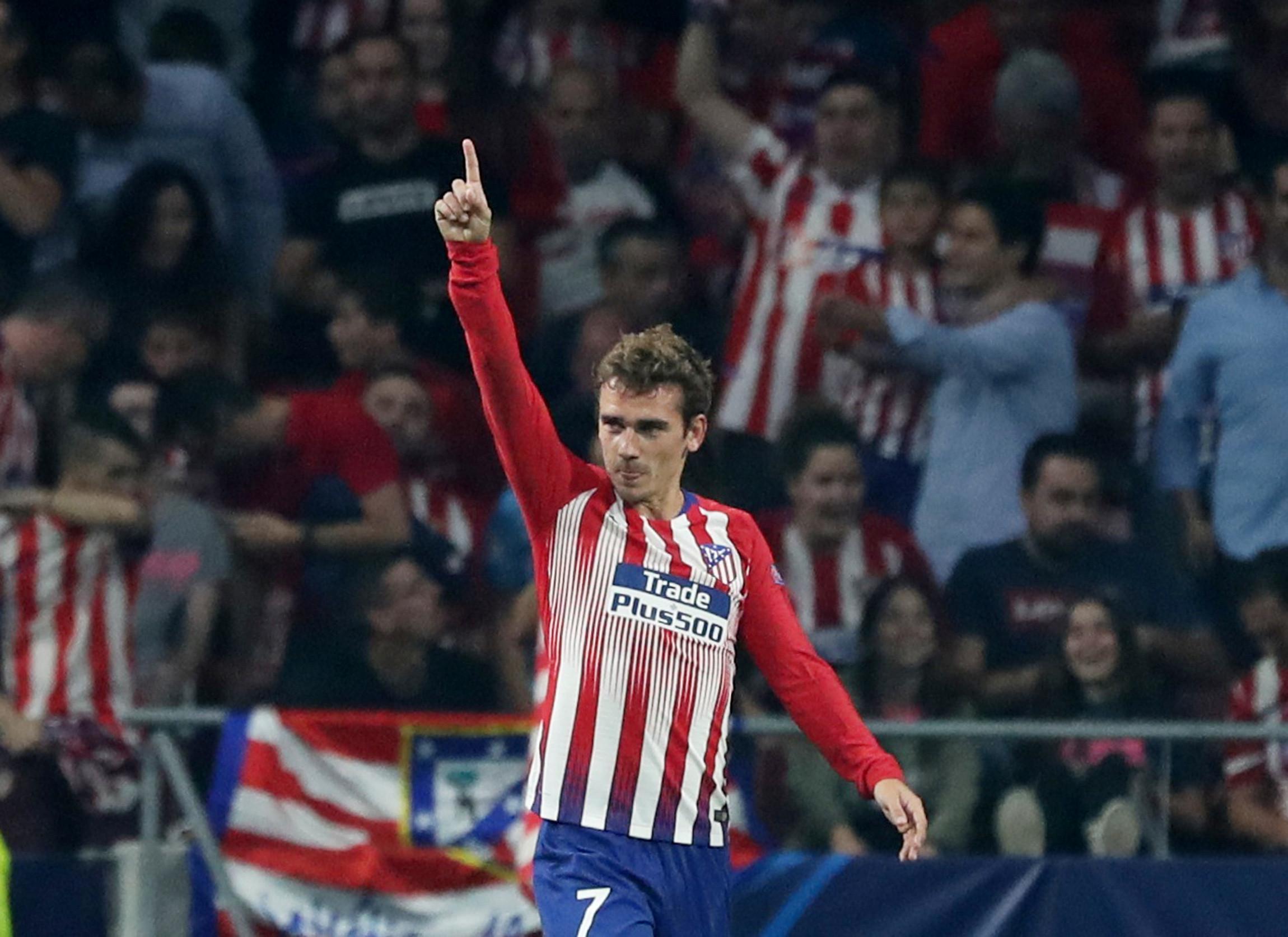 Sem Diego Costa... nem fome de golo. Atlético vence e pressiona Barcelona