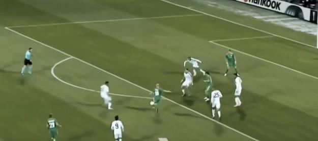 Erro de André Pinto resultou em golo do... Vorskla