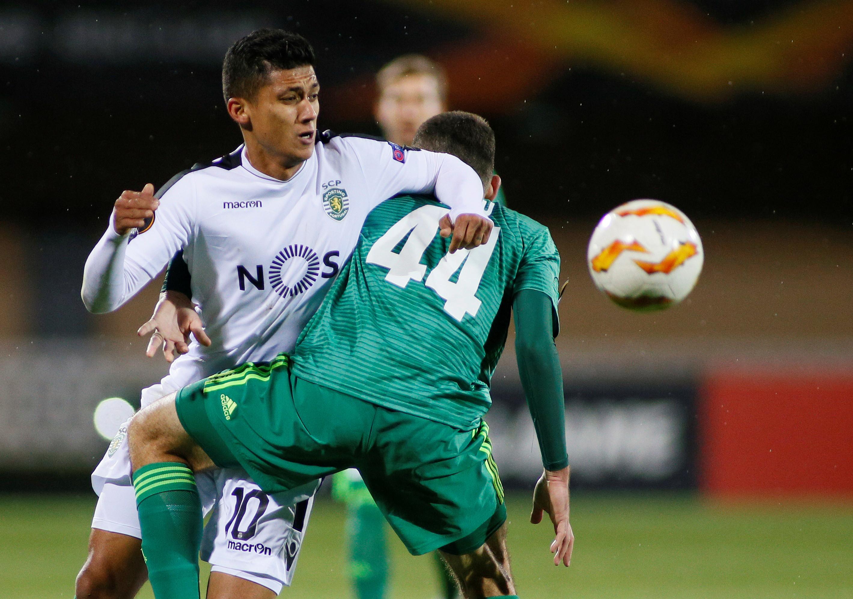 Fredy Montero está de regresso aos convocados do Sporting