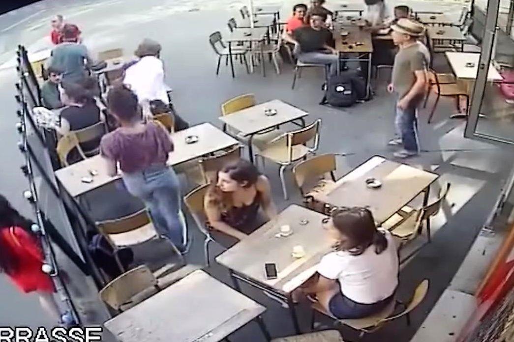 Homem que agrediu jovem em Paris condenado a seis meses de prisão