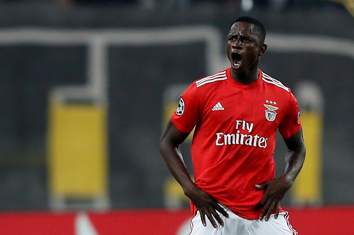 Benfica chega a acordo com o Espanyol por Alfa Semedo