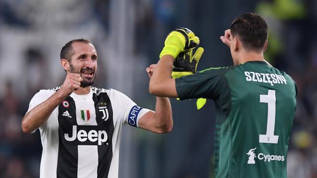 """""""Com Wenger fumava. Na Juventus só quero ganhar"""""""