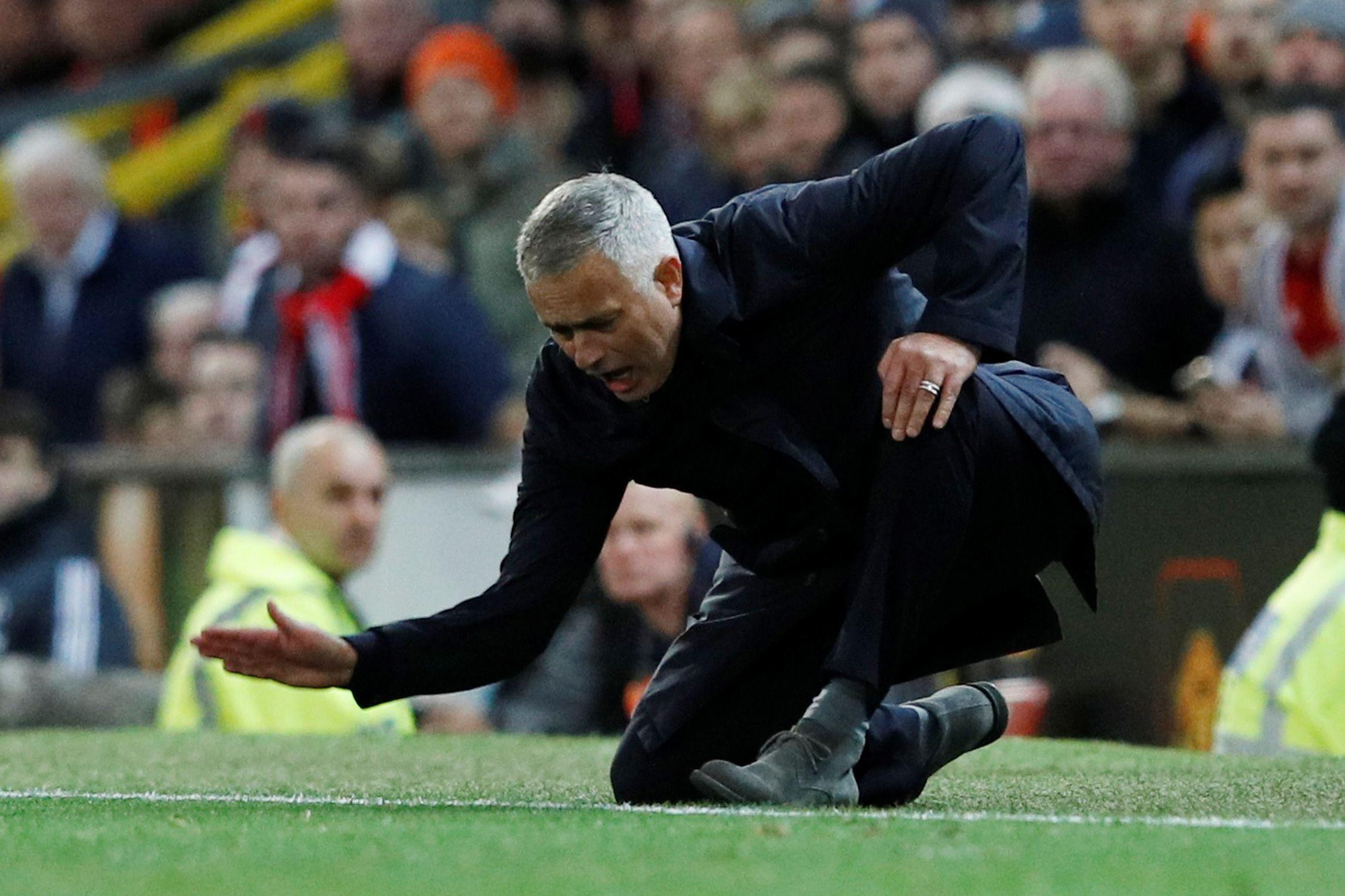 Federação inglesa abre uma investigação contra José Mourinho