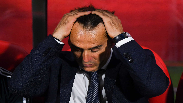 Reunião de emergência: Real Madrid equaciona demitir Lopetegui
