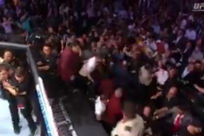 O regresso de McGregor à UFC: Derrota, provocação e 'inferno' à solta
