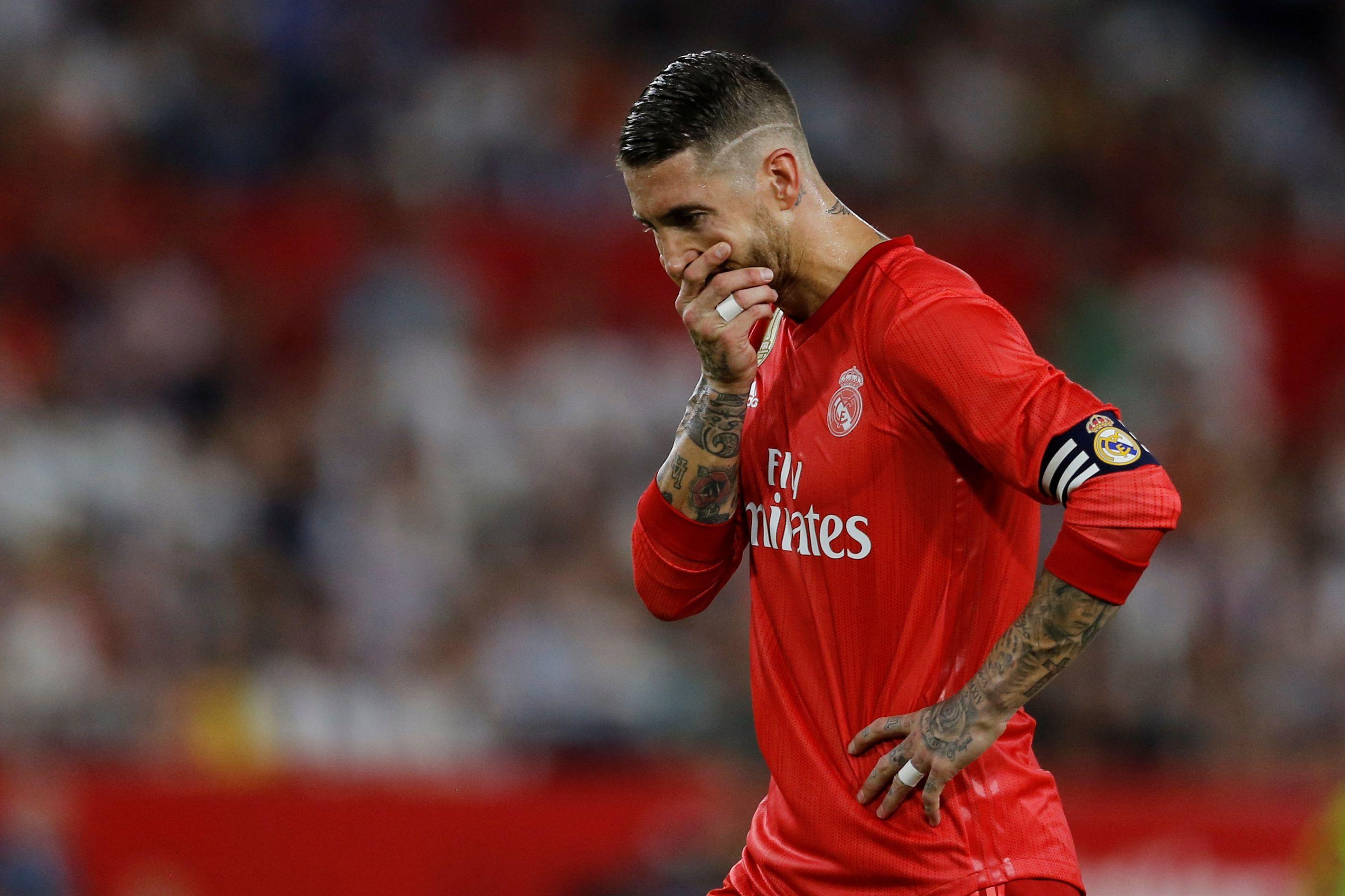 Football Leaks: Sergio Ramos acusou doping na final da Liga dos Campeões