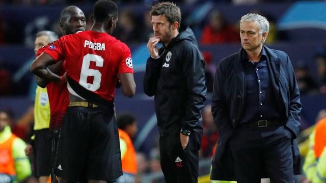 Terá a 'remontada' de Mourinho sido responsabilidade de Pogba?