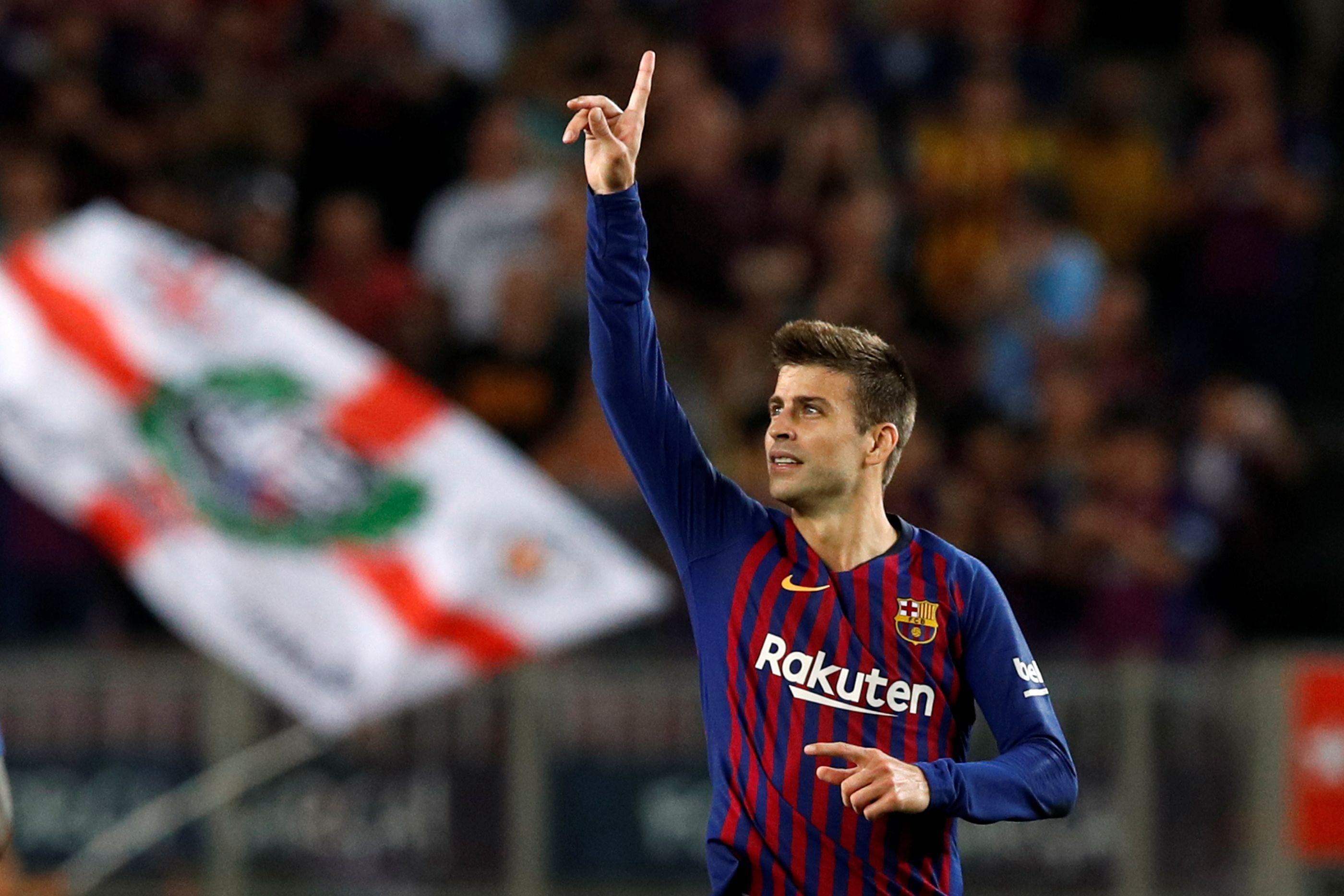 Piqué retira-se em 2020 para concorrer à presidência do Barcelona