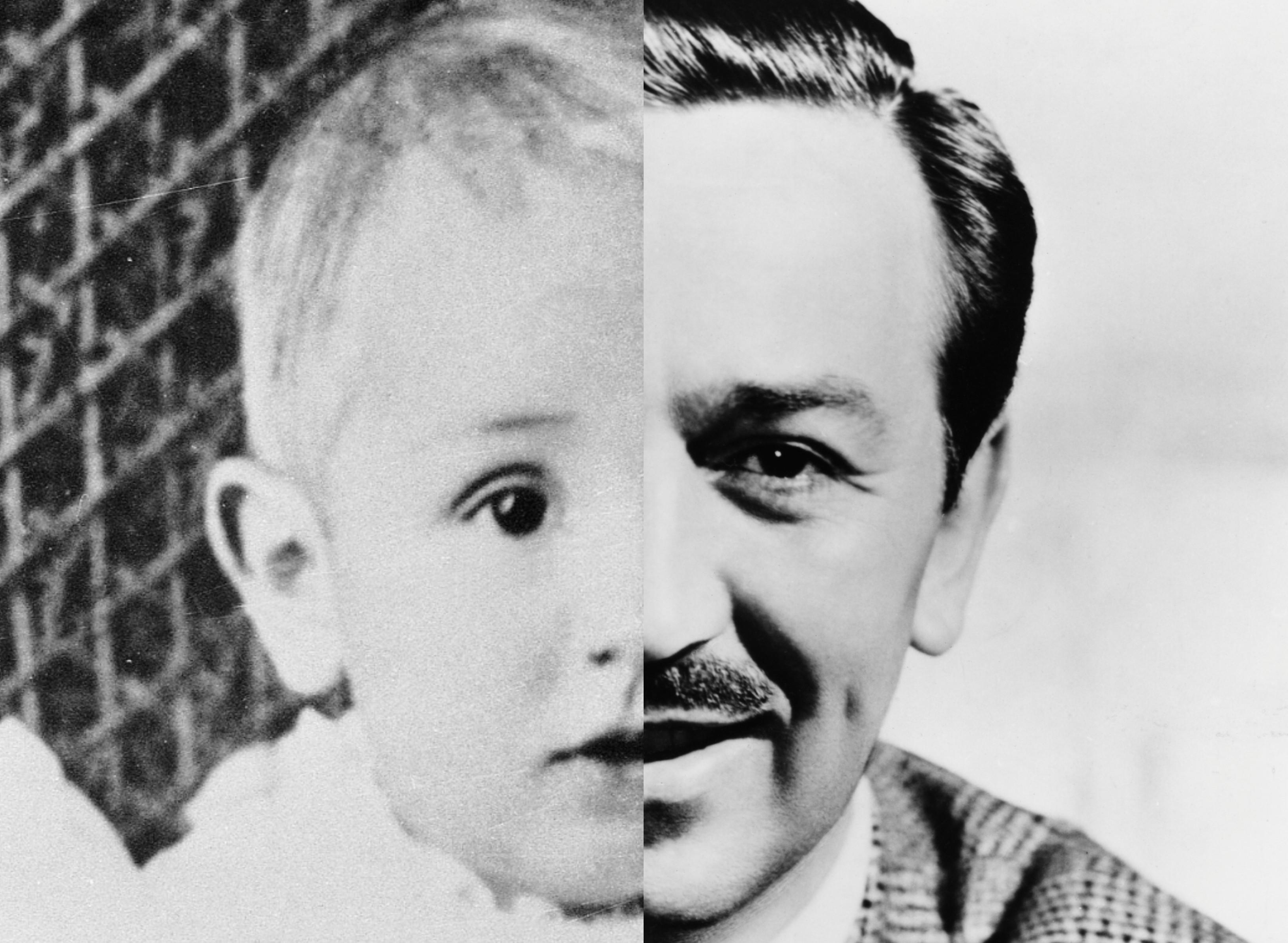 O lado negro de Walt Disney