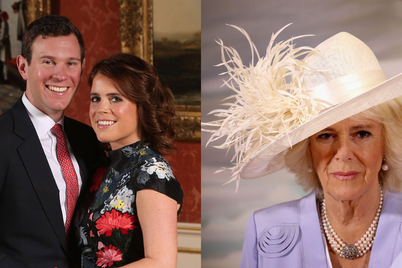 O motivo pelo qual Camilla não irá ao casamento da princesa Eugenie