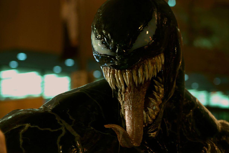Mais de 115 mil espectadores viram 'Venom' na semana de estreia
