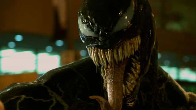 'Venom', o estranho simbionte que se entranhou na liderança do box-office