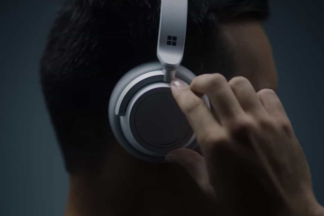 Os Surface Headphones chegam a tempo do Natal. Veja as imagens