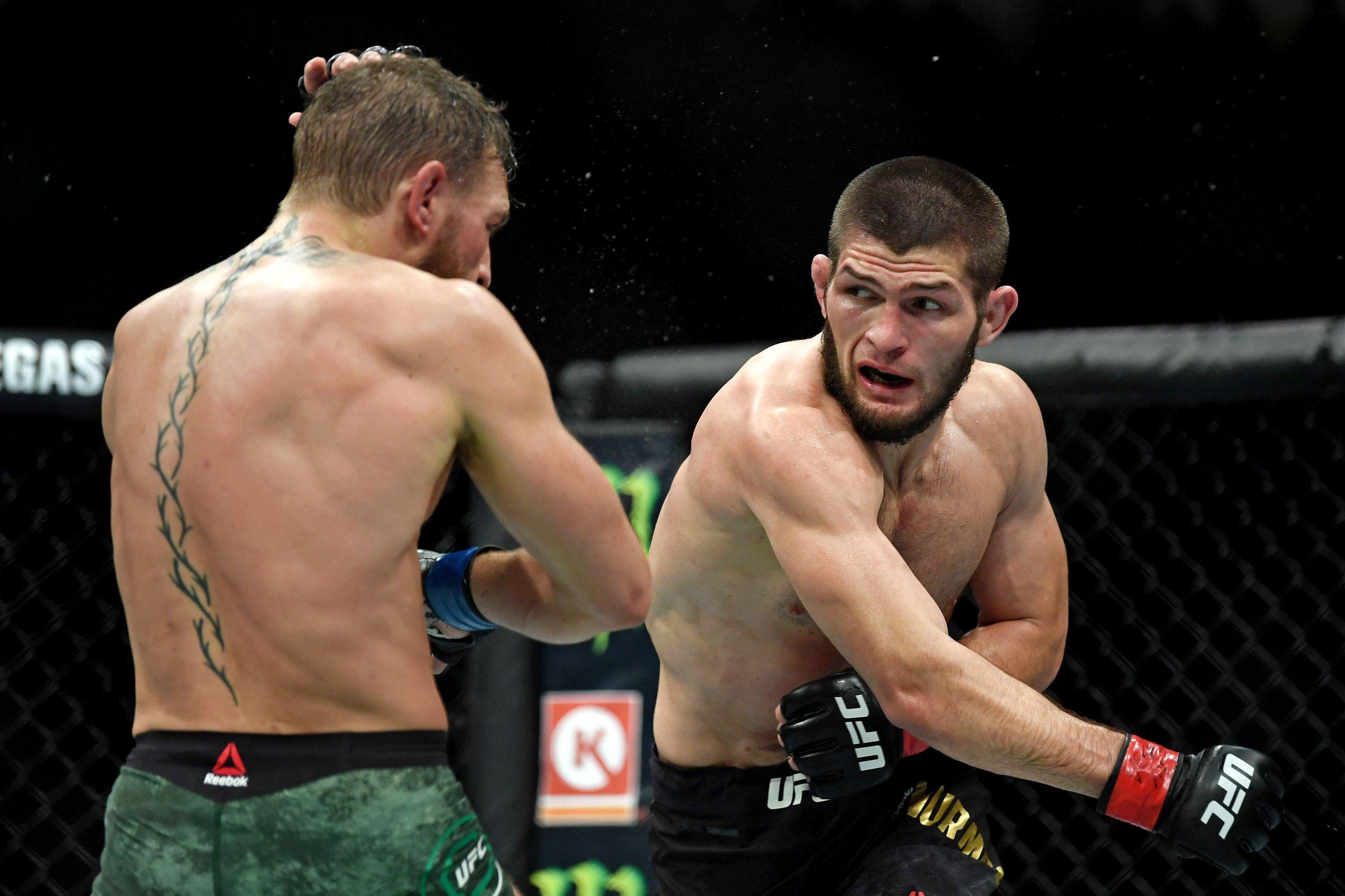 Insulto a Khabib após vitória sobre McGregor foi revelado