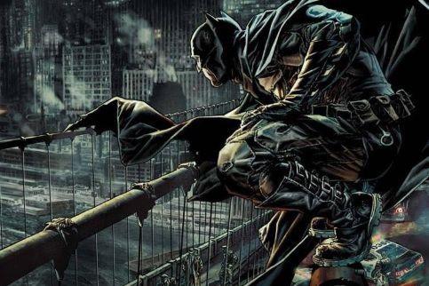 'Batman: Damned' vai ter nova edição por causa do pénis do Dark Knight