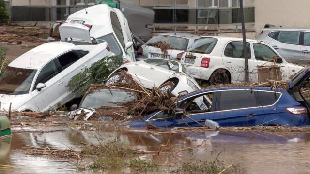 Sobe para nove número de vítimas mortais de inundações em Maiorca