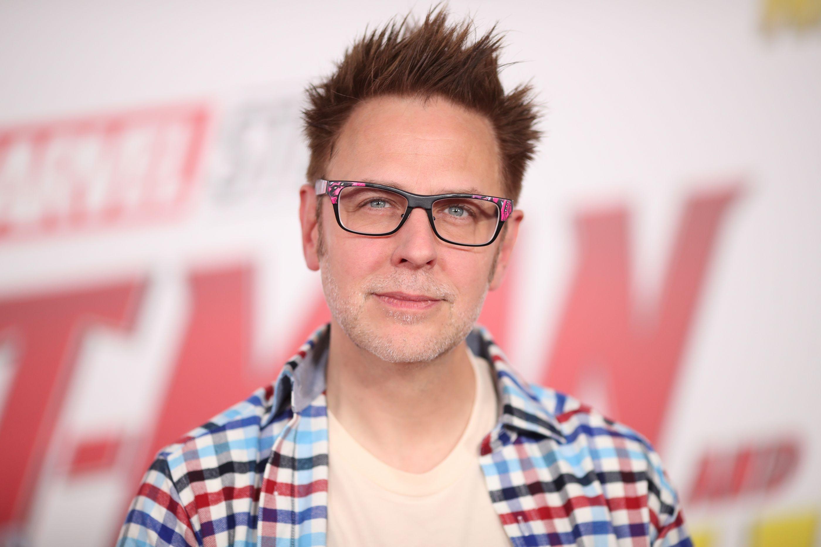 Disney voltou a contratar James Gunn para novo 'Guardians of the Galaxy'