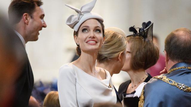Será este o novo amor de Angelina Jolie?